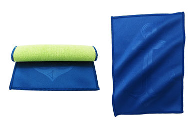 Double Sided Microfiber Towel Cloth