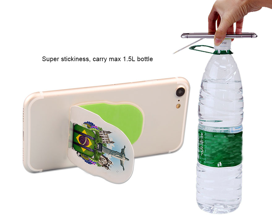 Magic Sticker Mobile Holder