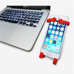 Silicone Phone Hanger