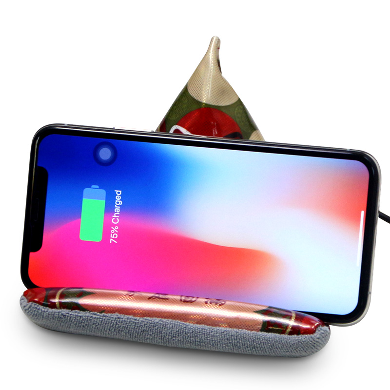 3 in 1 Mobile Stand with Wireless Charger