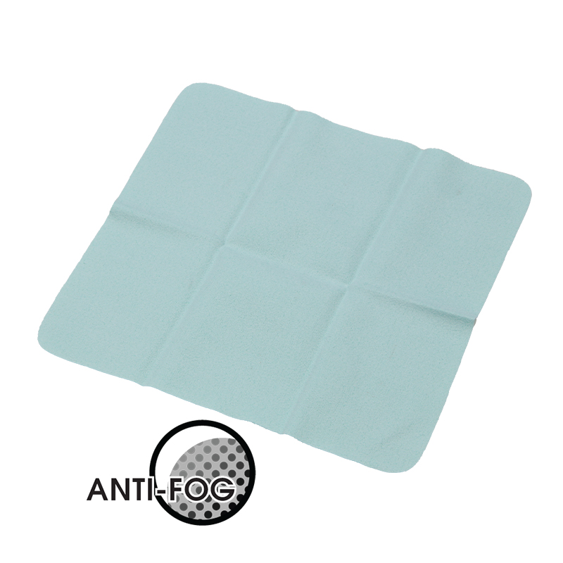 Reusable Anti Fog Microfiber Cleaning Cloth